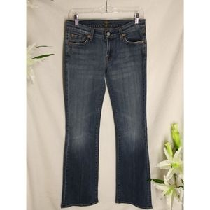 7 for all mankind. Jeans boot cut size 29